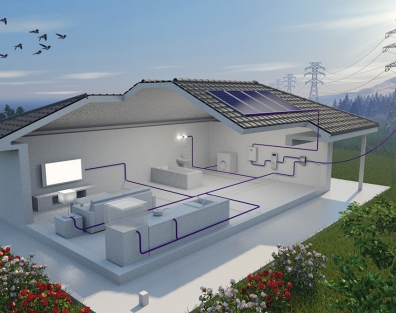 DS Energia / photovoltaic cells visualization